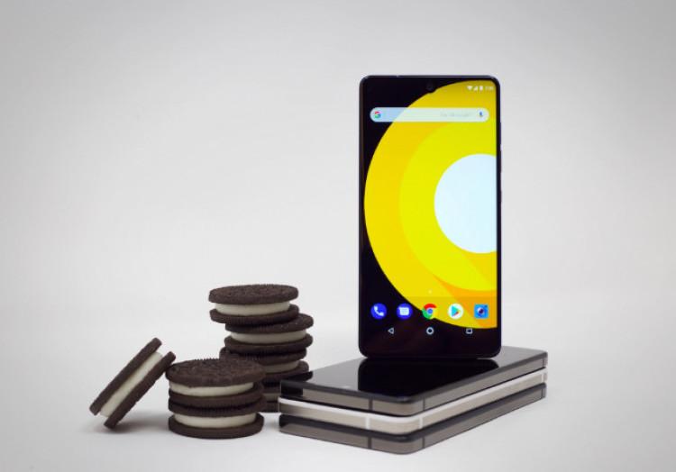 Самые ожидаемые мобильные гаджеты «второго эшелона» Другие устройства  - 2_Android_Oreo_for_Essential_Phone.-750