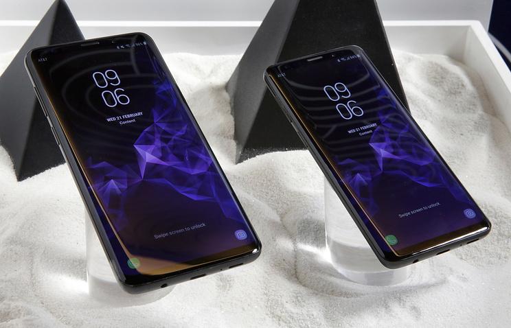 До пользователей Samsung Galaxy S9 и Galaxy S9+ можно совсем не дозвониться Samsung  - 4656164