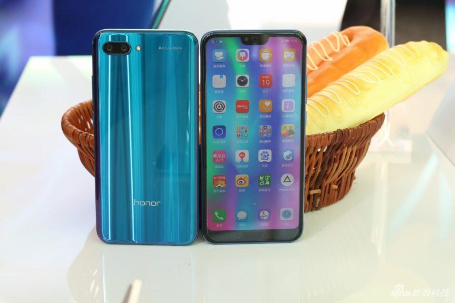 Анонс Huawei Honor 10: самый мощный переливающиеся смартфон Huawei  - 5FN8-fzihneq0236745