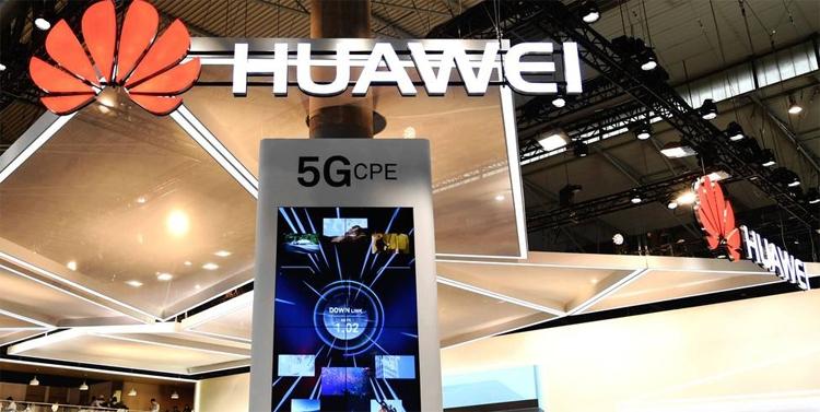 Huawei выпустит первый мобильный гаджет с поддержкой сетей 5G в 2019 году Huawei  - 5g1