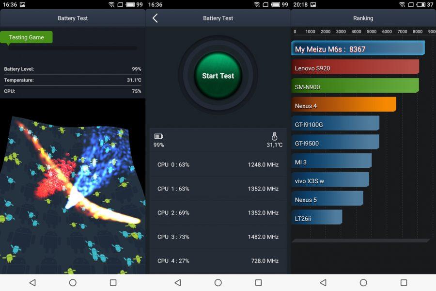 Обзор Meizu M6s: гаджет не отстающий от моды Meizu  - 9-2