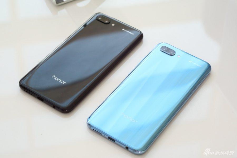 Анонс Huawei Honor 10: самый мощный переливающиеся смартфон Huawei  - Eb52-fzihneq0236380