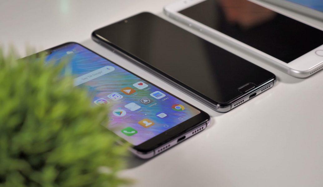 Huawei P20 Pro против 4 флагманских гаджетов: тест на автономность Huawei  - Huawei-P20-Pro-8