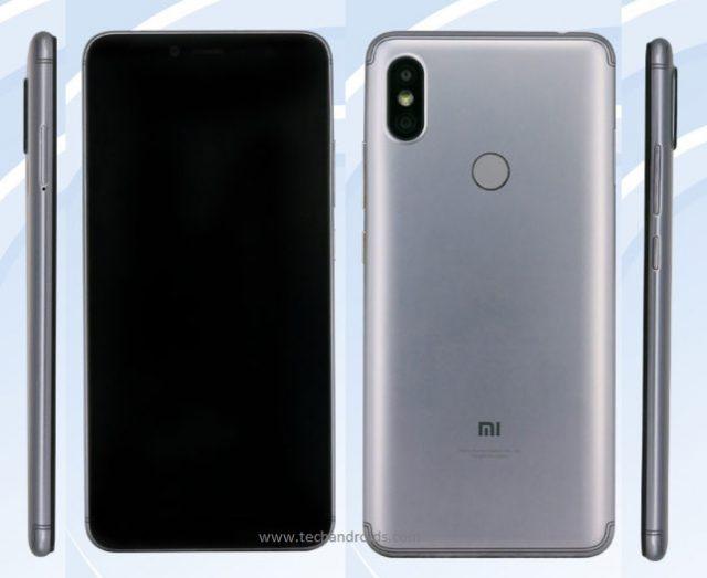 Характеристики нового Xiaomi M1803E6E Xiaomi  - M1803E6E-640x523