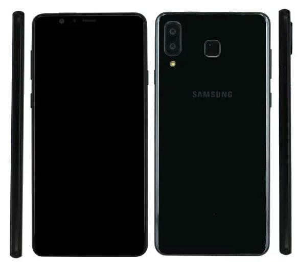 Таинственный флагманский гаджет Samsung был сертифицирован в Китае Samsung  - Snimok_ekrana_2018-04-12_v_14.45.39