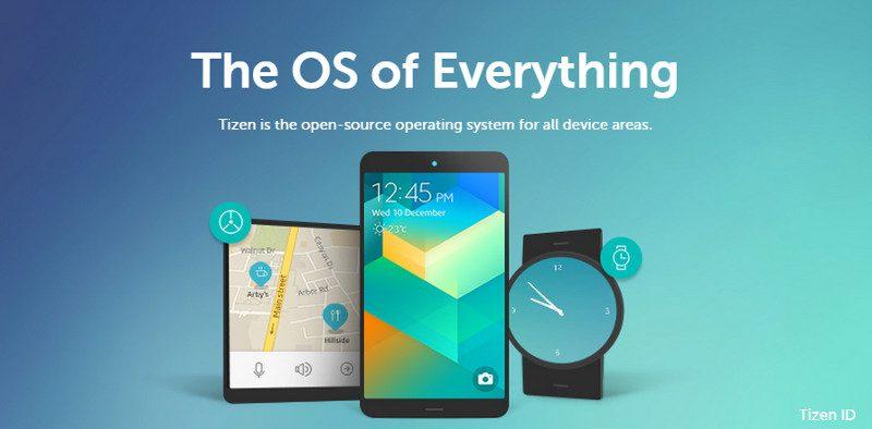 Huawei и Samsung разрабатывают свои операционки Гаджеты  - Tizen-os-800x394