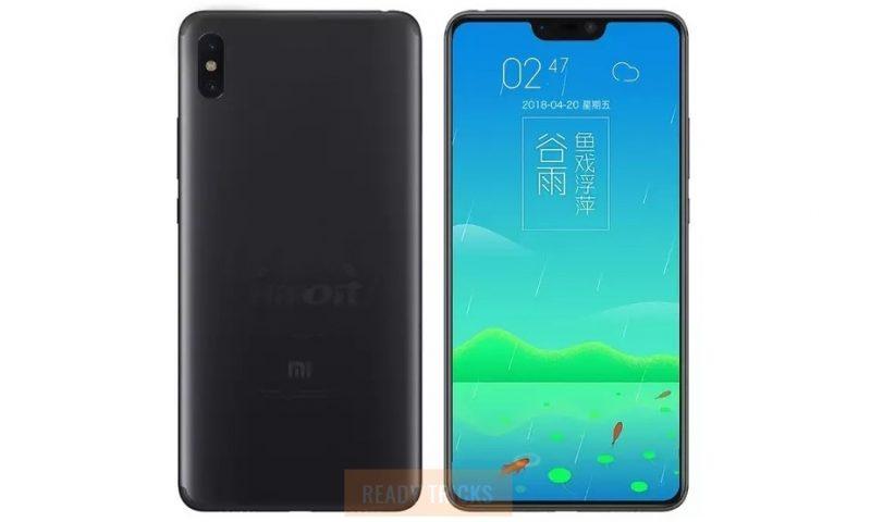 Новый Xiaomi Mi7 появился на живых фото и стала известна цена Xiaomi  - Xiaomi-Mi-7-1-800x480-1