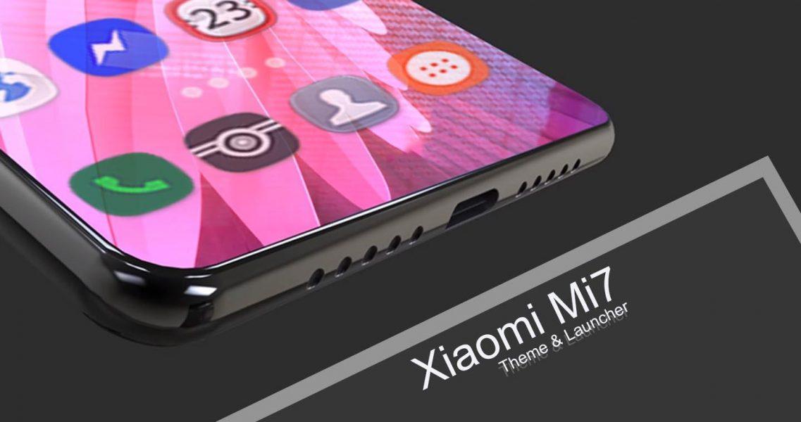 Xiaomi Mi7 подтвержден. Сканер отпечатков пальцев встроенный в экран в наличии Xiaomi  - Xiaomi-Mi7-photo