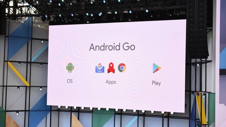 Samsung готовит свой первый гаджет на операционке Android Go Samsung  - android-go.-750