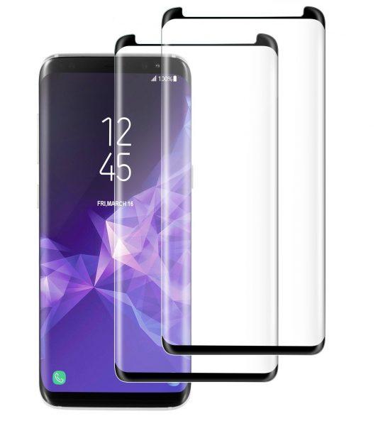 Топ 15 лучших пленок и стекл для Samsung Galaxy S9 Samsung  - geng
