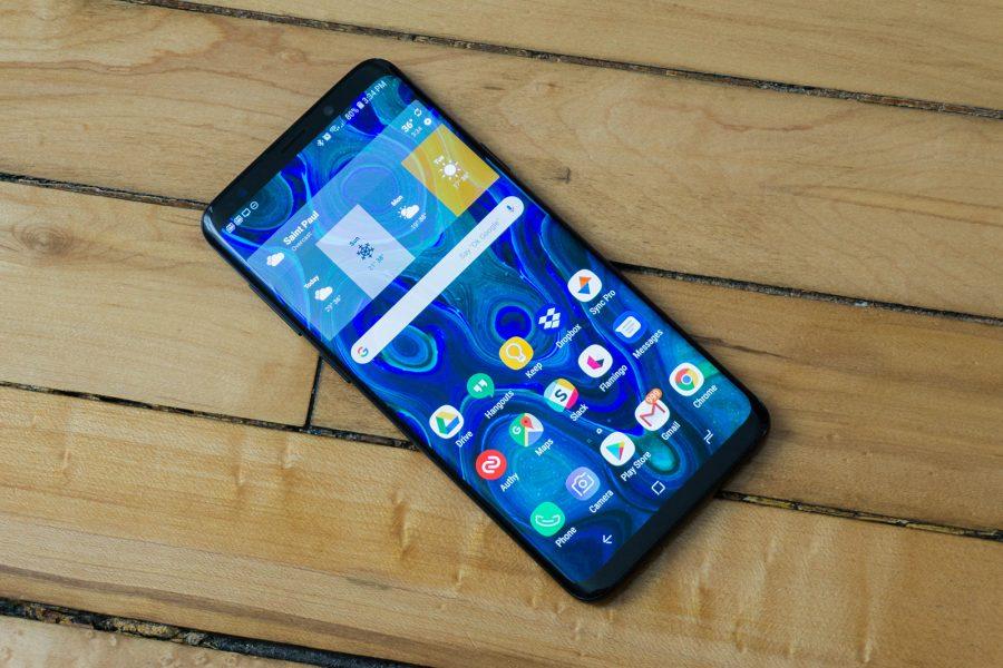 До пользователей Samsung Galaxy S9 и Galaxy S9+ можно совсем не дозвониться Samsung  - gs9f1