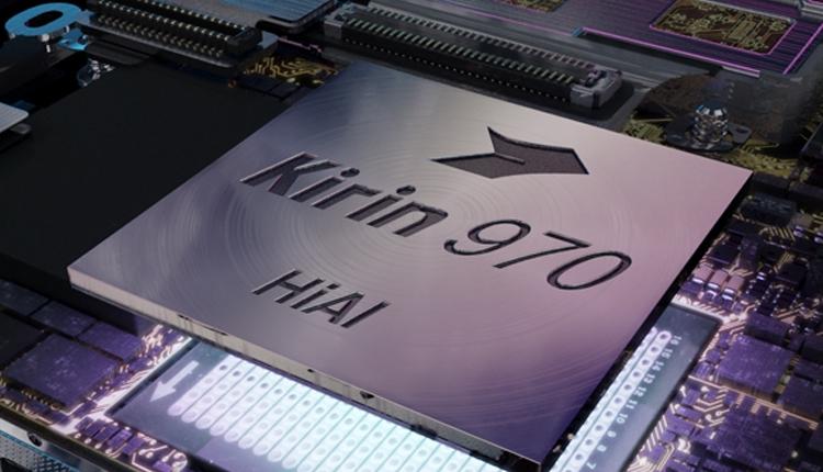 Huawei выпустит флагманский процессор Kirin 980 Huawei  - hk1