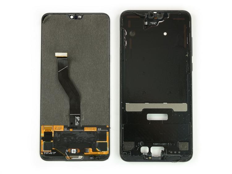 Вскрытие нового Huawei P20 Pro: что скрывает флагман? Huawei  - hu6