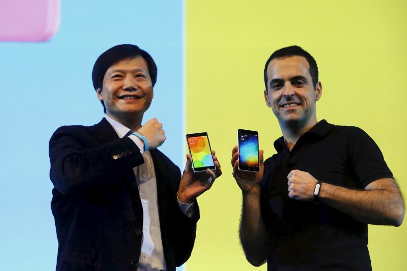 Xiaomi исполняется 8 лет. С чего все начиналось! Xiaomi  - lei-jun-hugo-barra