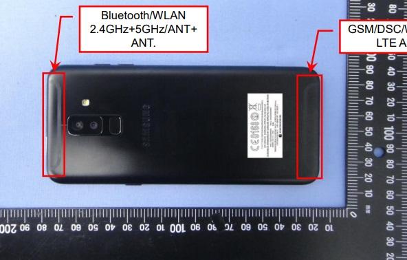 Живые снимки Samsung Galaxy A6+ (2018): дизайн смартфона Samsung  - samsung-galaxy-a6plus-2