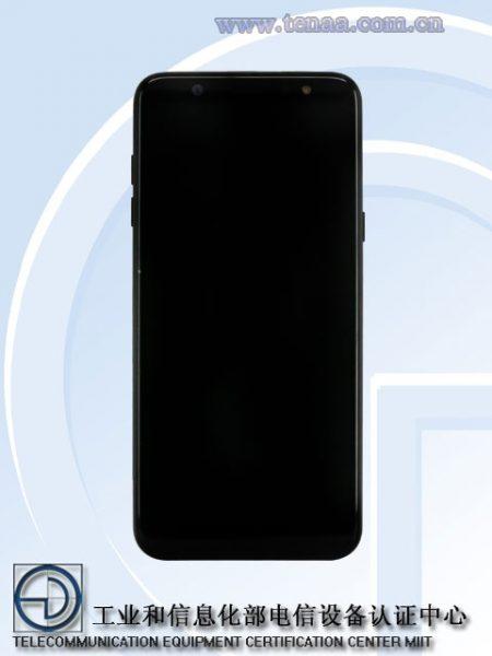 Китайский регулятор TENAА поведал о Samsung Galaxy A6+ Samsung  - sg1-1
