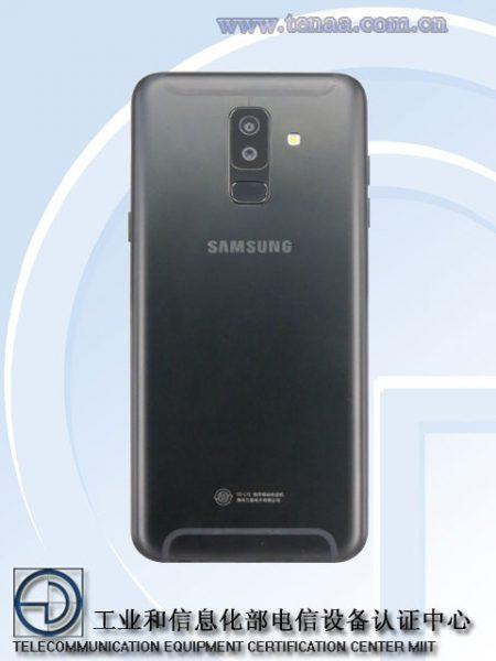 Китайский регулятор TENAА поведал о Samsung Galaxy A6+ Samsung  - sg2-2