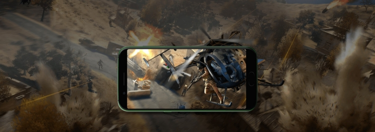 Xiaomi Black Shark Gaming Phone. Игровой смартфон за $477 Xiaomi  - sm.Black-Shark-Gaming-smartphone-official-image-3.750