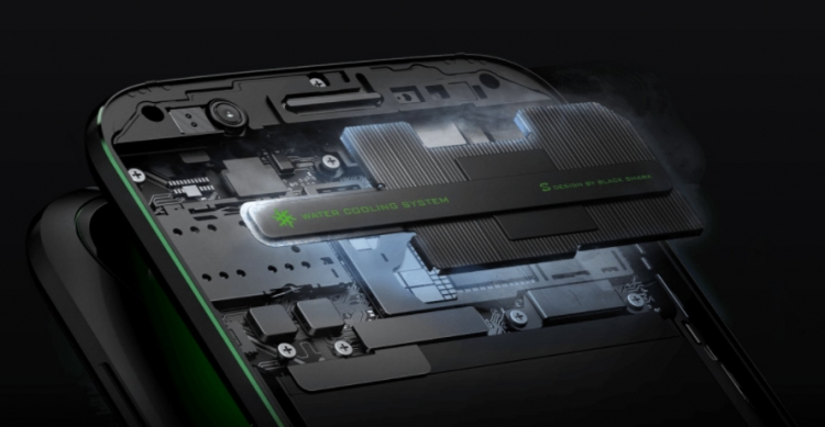 Xiaomi Black Shark Gaming Phone. Игровой смартфон за $477 Xiaomi  - sm.Xiaomi-Black-Shark-gaming-smartphone-2.750