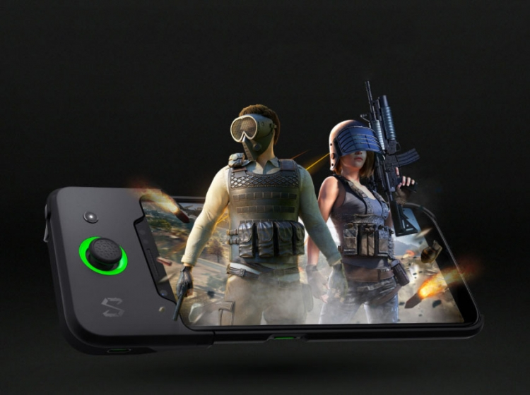 Xiaomi Black Shark Gaming Phone. Игровой смартфон за $477 Xiaomi  - sm.Xiaomi-Black-Shark-gaming-smartphone-4.750