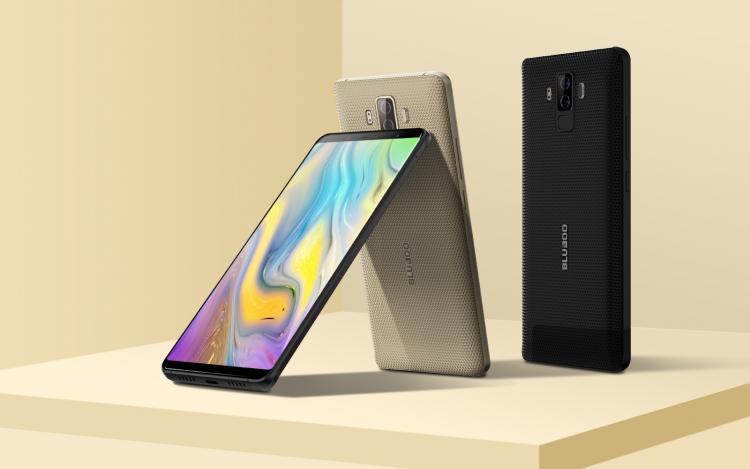 Bluboo продает еще 1000 смартфонов Bluboo S3 по сниженной цене в $149,99 Другие устройства  - sm.image005.750-2