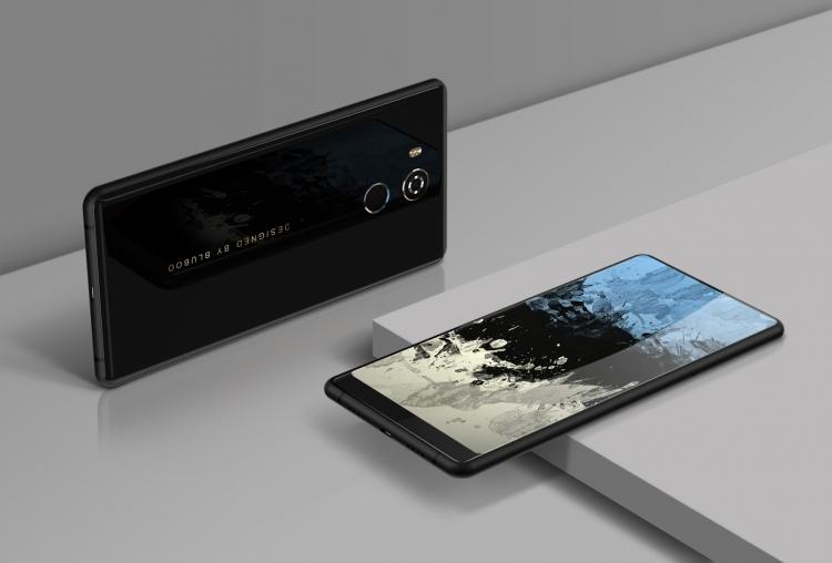 Безрамочный Bluboo D5 Pro с 3 Гбайт ОЗУ можно купить меньше чем за $100 Другие устройства  - sm.image009.750