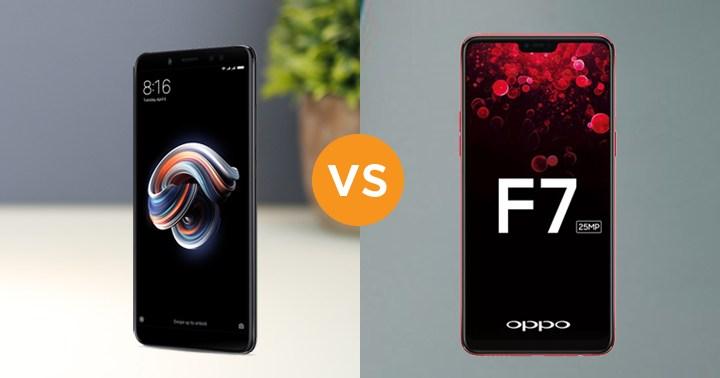 Тест Xiaomi Redmi Note 5 Pro с Snapdragon 636 против Oppo F7 с Helio P60 Xiaomi  - vs_template_2018