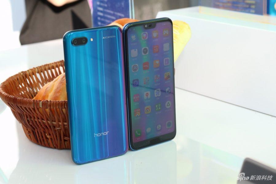 Анонс Huawei Honor 10: самый мощный переливающиеся смартфон Huawei  - zd2l-fzihneq0236577