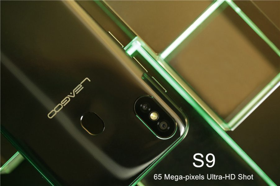 Смартфон Leagoo S9 предлагают со скидкой всего за $129,99 Другие устройства  - 2_2_dd