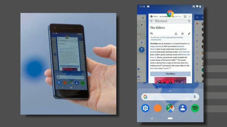 Что нового в Android P (9.0) Developers Preview 2. Новые функции ? Мир Android  - 2porpr