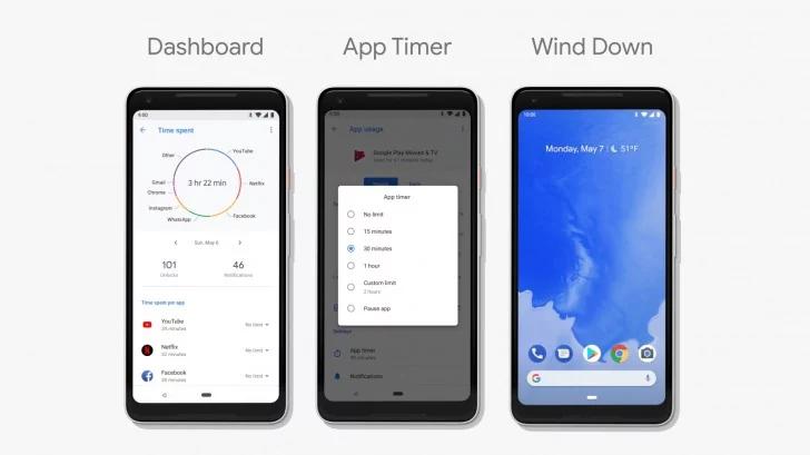 Что нового в Android P (9.0) Developers Preview 2. Новые функции ? Мир Android  - 6ppr67
