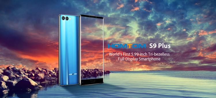GearBest устроила распродажу гаджетов от HOMTOM по низким ценам Другие устройства  - S9-Plus_01.-750