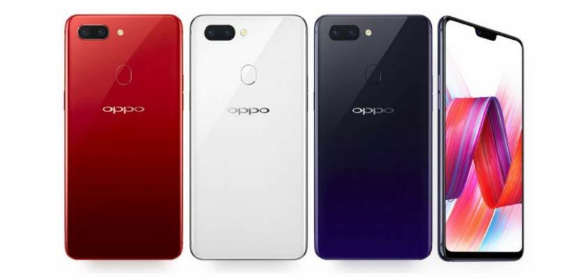 Компанию Oppo заподозрили в обмане Другие устройства  - oppo-f7-64gb-6gb-ram-101prices