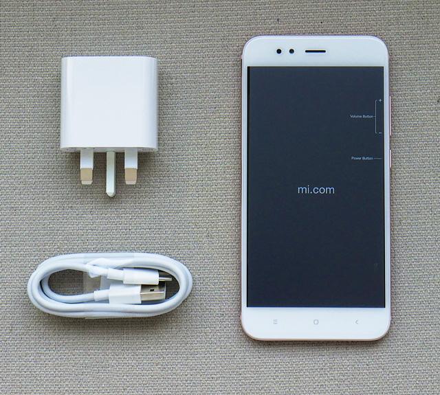 Обзор Xiaomi Mi A1: смартфон с чистой Android Xiaomi  - pic3-1
