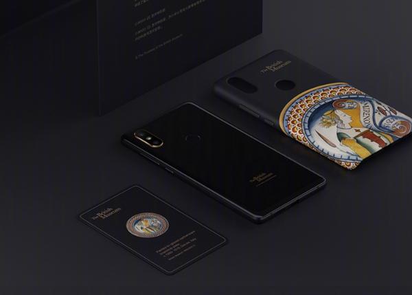 Вышел эксклюзивный гаджет Xiaomi Mi Mix 2S Art Special Edition Xiaomi  - s_6f0f6ae9db1c42ba9fbd8ae8b4993ce1