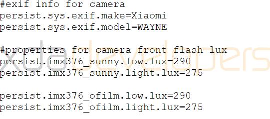 Xiaomi работают над новыми гаджетами - Daisy и Jasmine Xiaomi  - watermarked_Xiaomi_Mi_A1_Successor_jasmine_sprout_Mi_6X