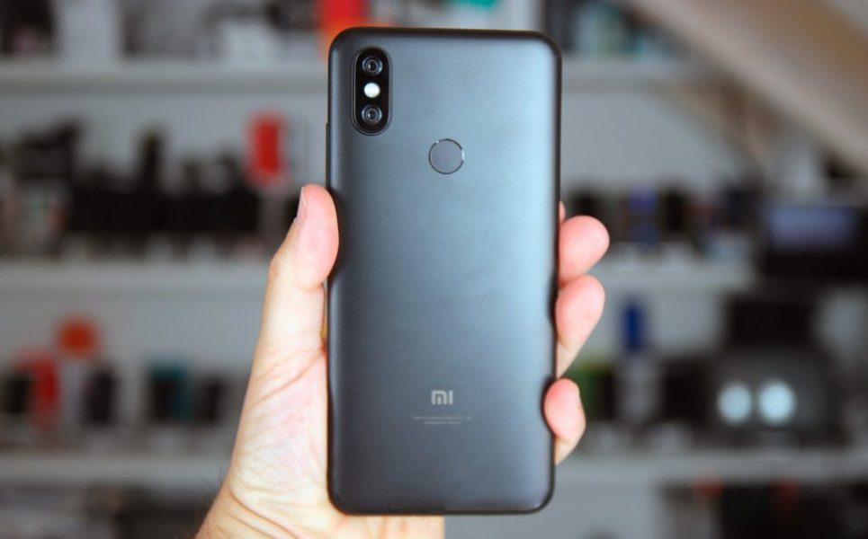 Обзор Xiaomi Mi 6X - новый смартфон с вертикальной камерой Xiaomi  - xiaomi-mi-6x-black-1024x683