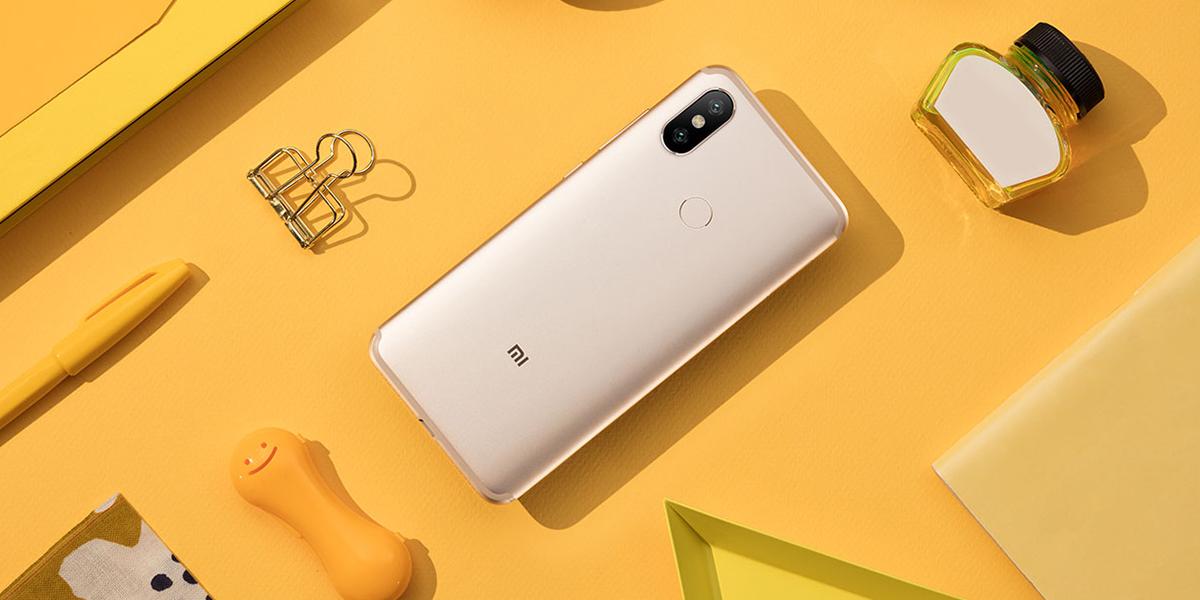 Обзор Xiaomi Mi 6X - новый смартфон с вертикальной камерой Xiaomi  - xiaomi-mi-6x-main