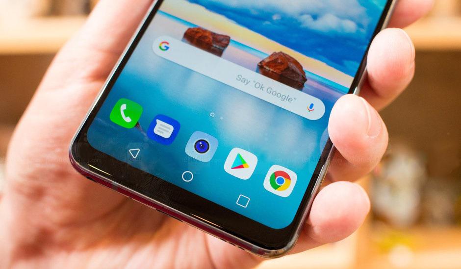 Обзор LG G7 ThinQ - дорогой, но умный гаджет LG  - 1525346578_lg-g7-thinq-in-photos-4