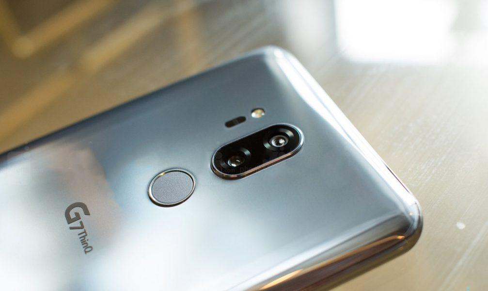 Обзор LG G7 ThinQ - дорогой, но умный гаджет LG  - 1525346603_lg-g7-design5