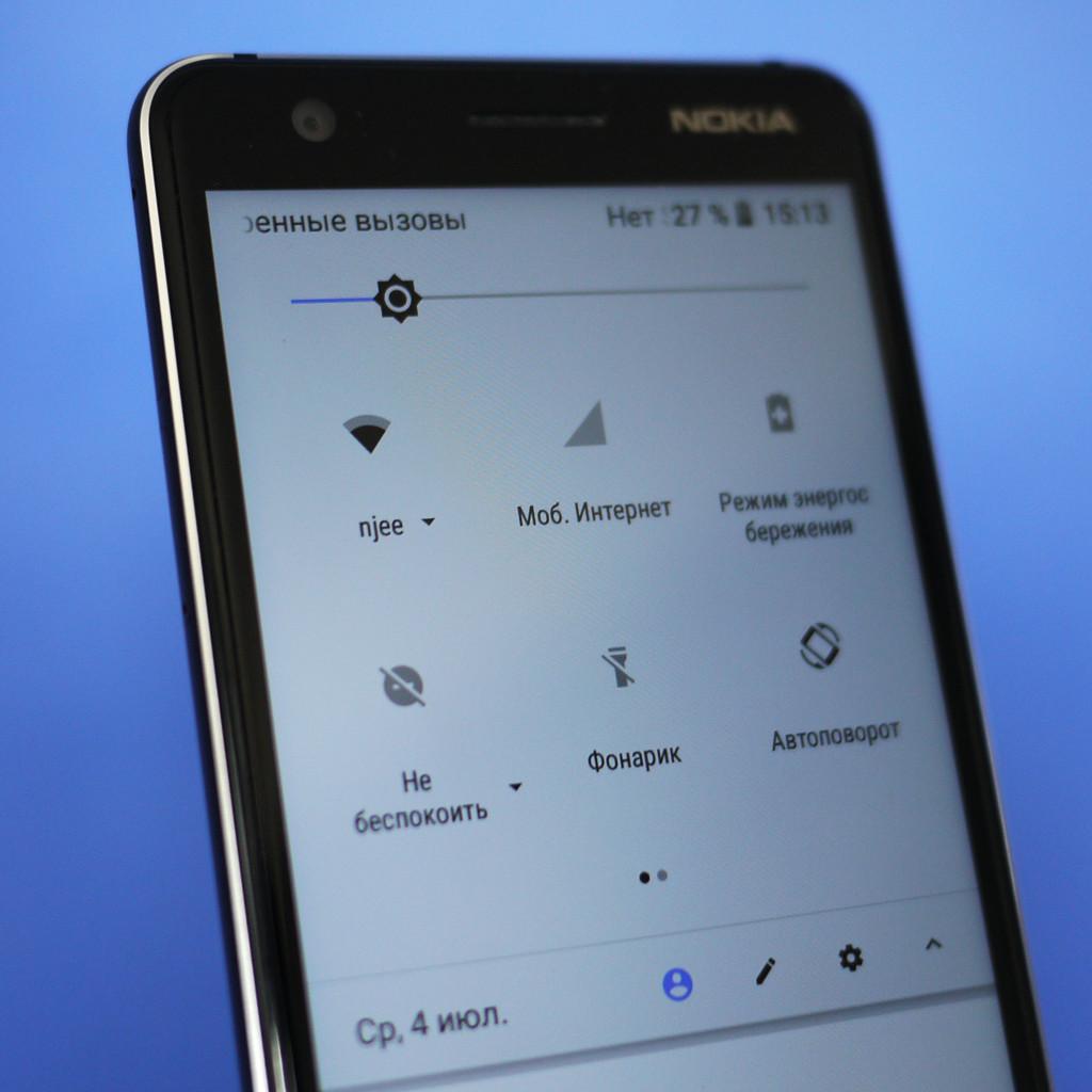 Обзор Nokia 3.1: представительный бюджетный вариант Другие устройства  - 5-3