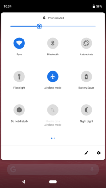 Android P Developer Preview 4. Интересные детали Мир Android  - DP3-Icons-2.-750