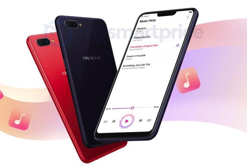 Характеристики OPPO A3s - новый убийца Xiaomi ? Другие устройства  - OPPO-A3s-11