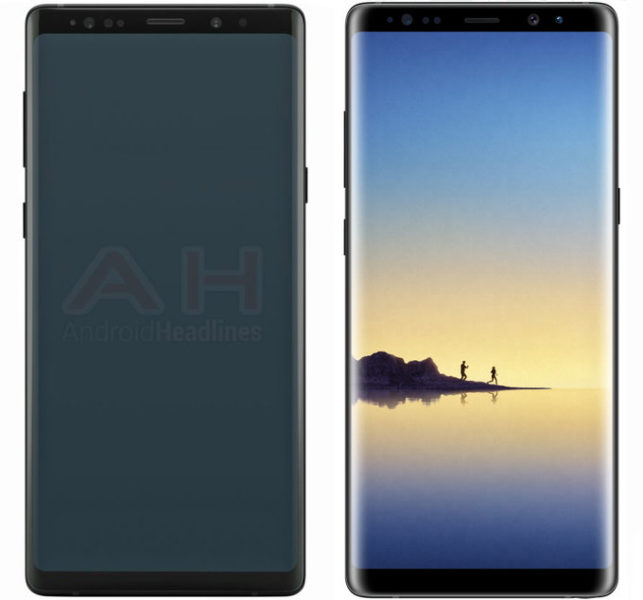 Samsung Galaxy Note 9 все ближе. Качественный рендер. Samsung  - Samsung-Galaxy-Note-9-official-render-lea-0444