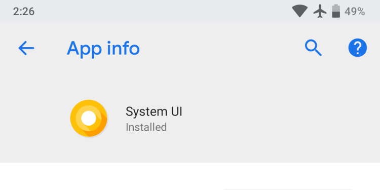 Android P Developer Preview 4. Интересные детали Мир Android  - System-UI-DP3.-750