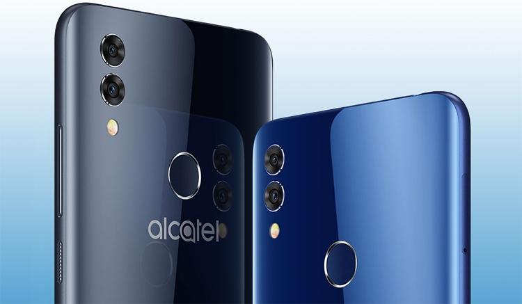 Alcatel 5V заполучил аж три камеры и чип Helio P22 Другие устройства  - al3