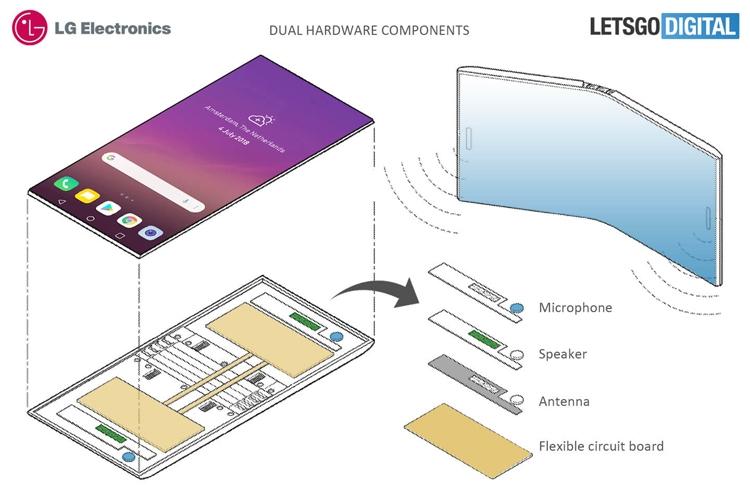 Рассекречен гибкий смартфон от LG LG  - lg2