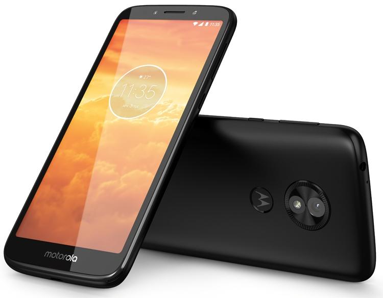 Moto E5 Play Android Go Edition прибудет в Европу Другие устройства  - moto1
