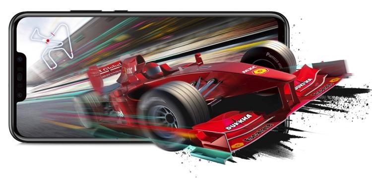 Дебют Huawei Nova 3: экран Full HD+ и четыре камеры Huawei  - nova4