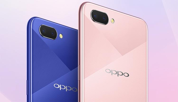 Дебют Oppo A5: экран с вырезом, 3 камеры и Snapdragon 450 Другие устройства  - oppo0